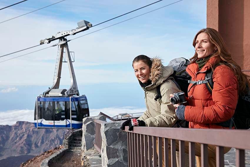 7 motivi per salire con il teleferico al Pico del Teide
