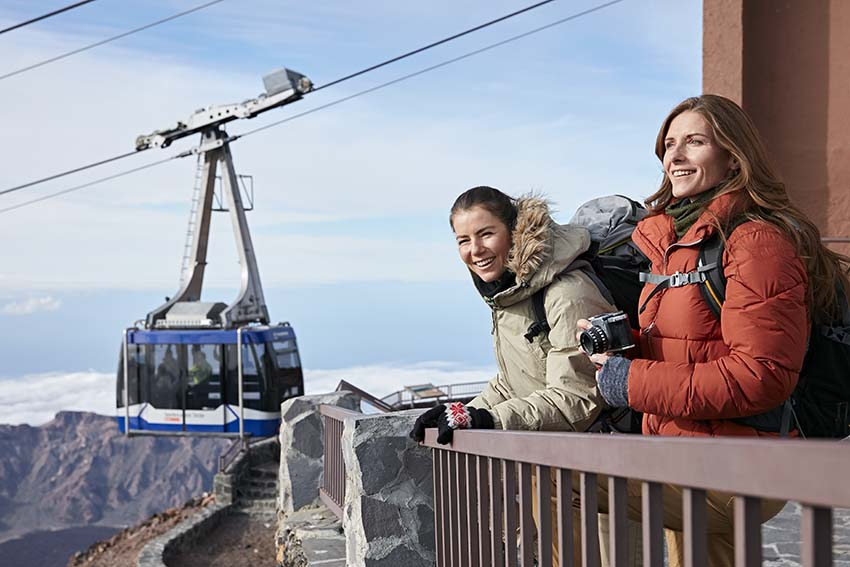 7 powodów, aby zdobyć szczyt Pico del Teide z kolejką linową