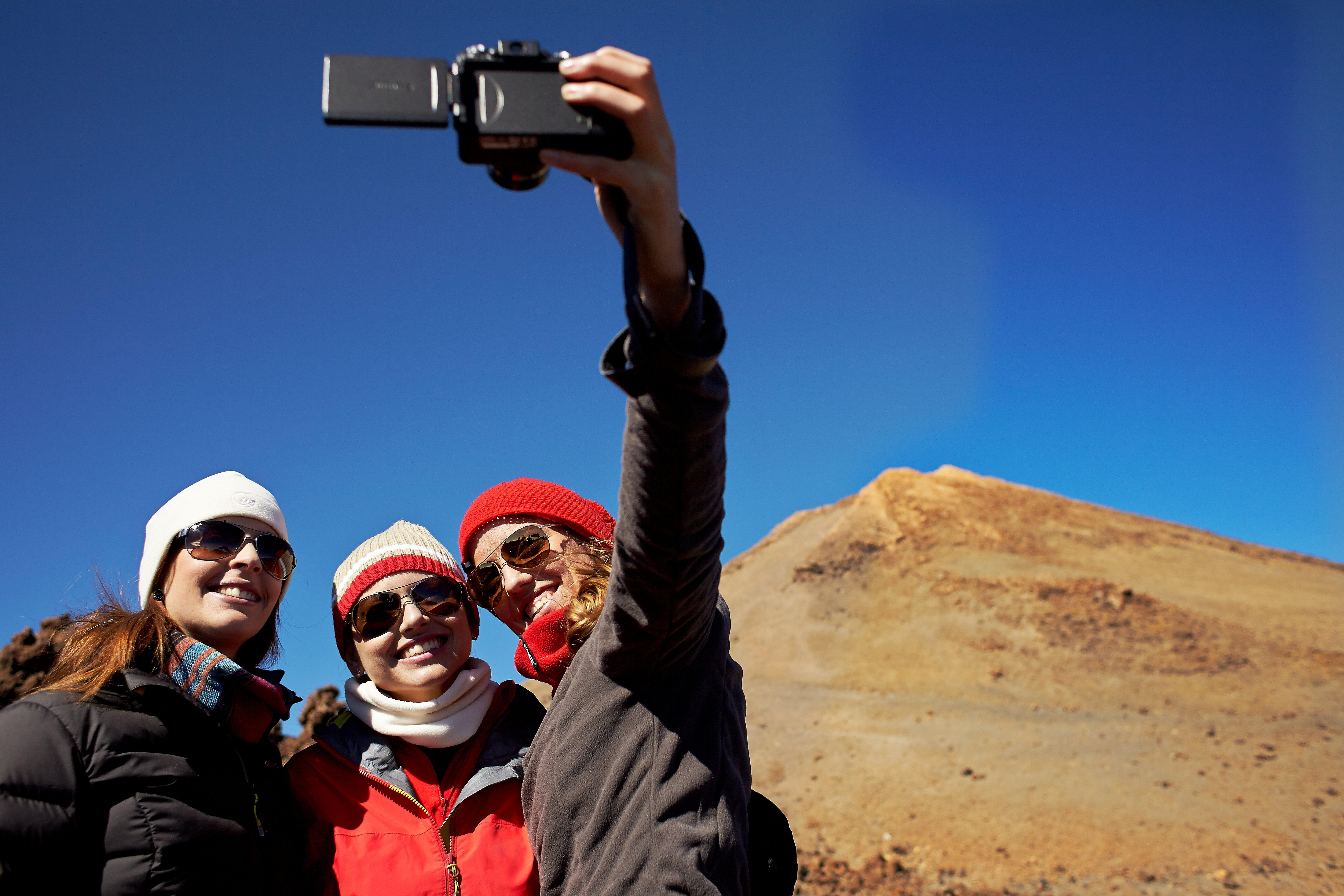 Organisierter Ausflug auf den Teide mit Genehmigung für den Krater