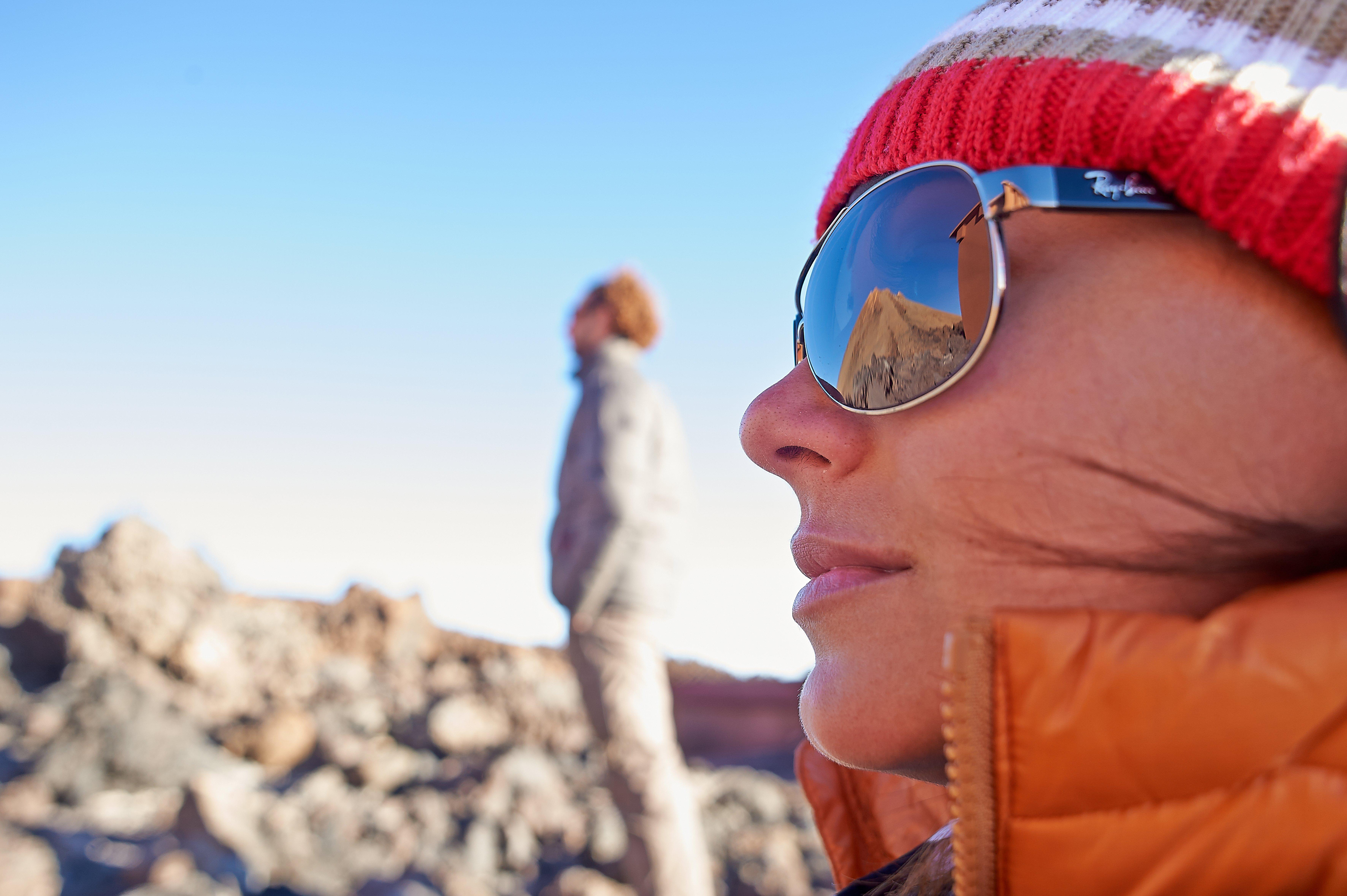 Wejście na szczyt Teide z Kolejką linową