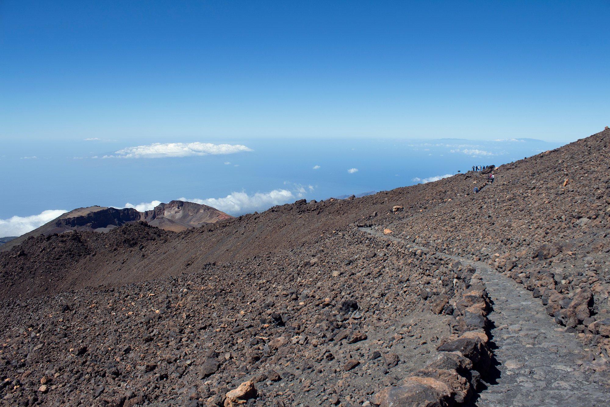 Visite guidate sul Teide - Itinerario guidato a Pico Viejo con Funivia