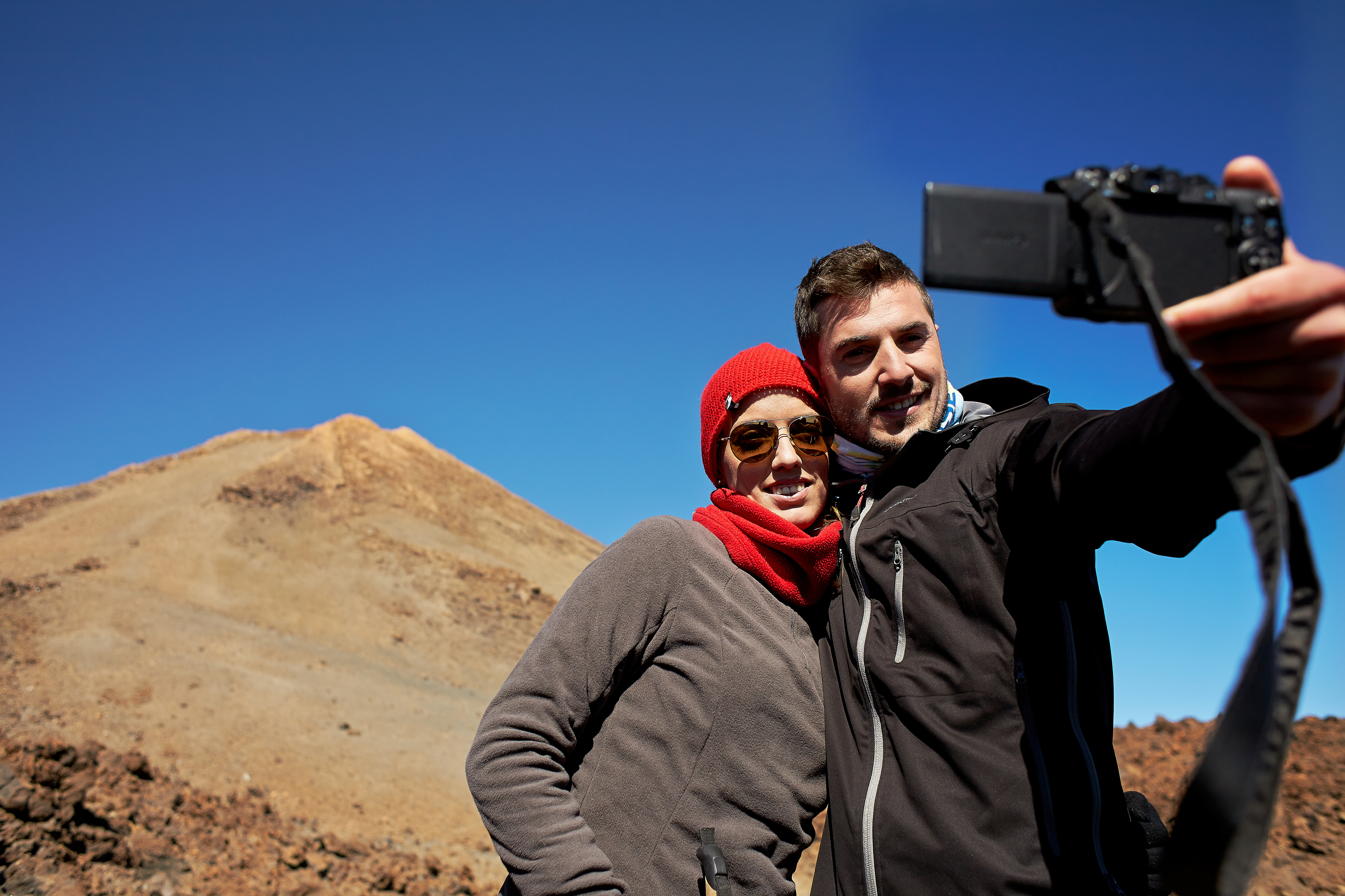 Wycieczki z przewodnikiem na Teide dla odkrywców