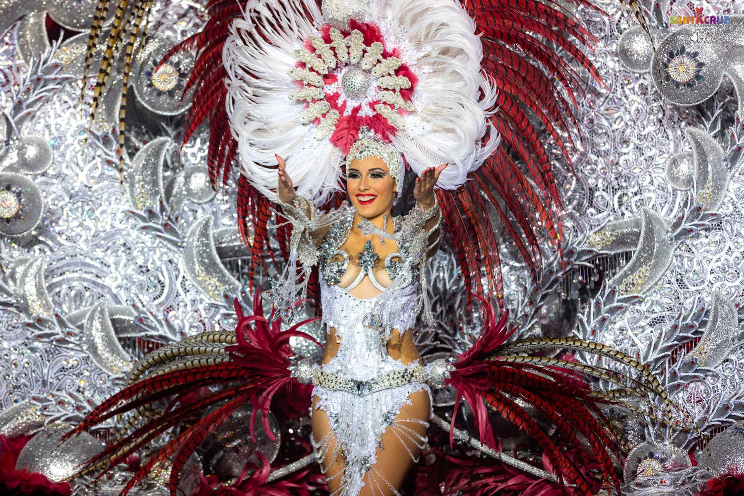 Tenerife Carnival: Election of the Carnival Queen
