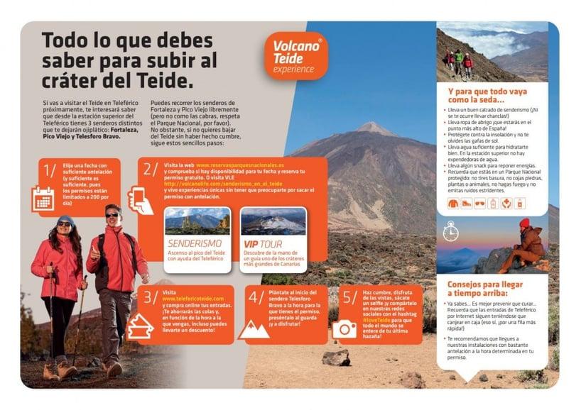 Cómo subir al cráter del Teide paso a paso