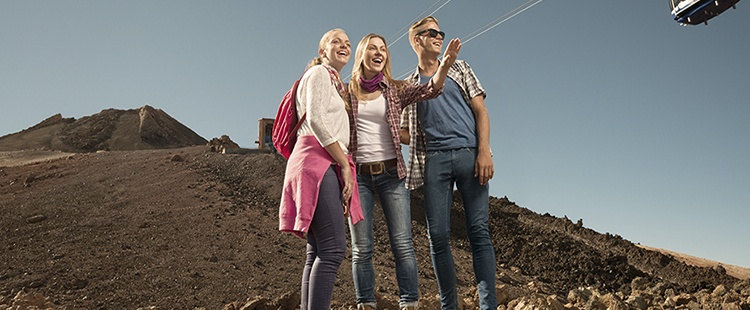 Compar tickets de Teleférico del Teide