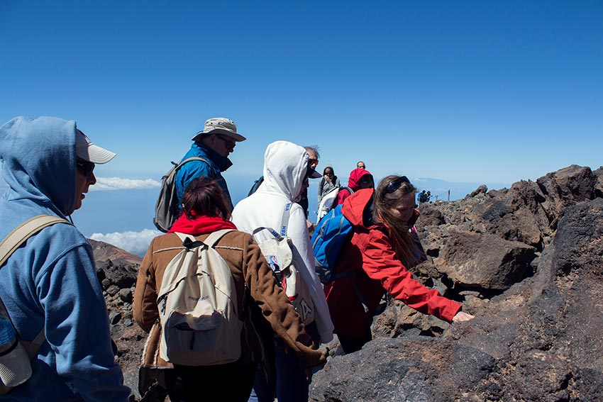 Monter au Teide sans autorisation : Pico Viejo