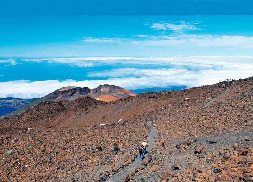 Het pad naar Pico Viejo: de Teide beklimmen zonder vergunning