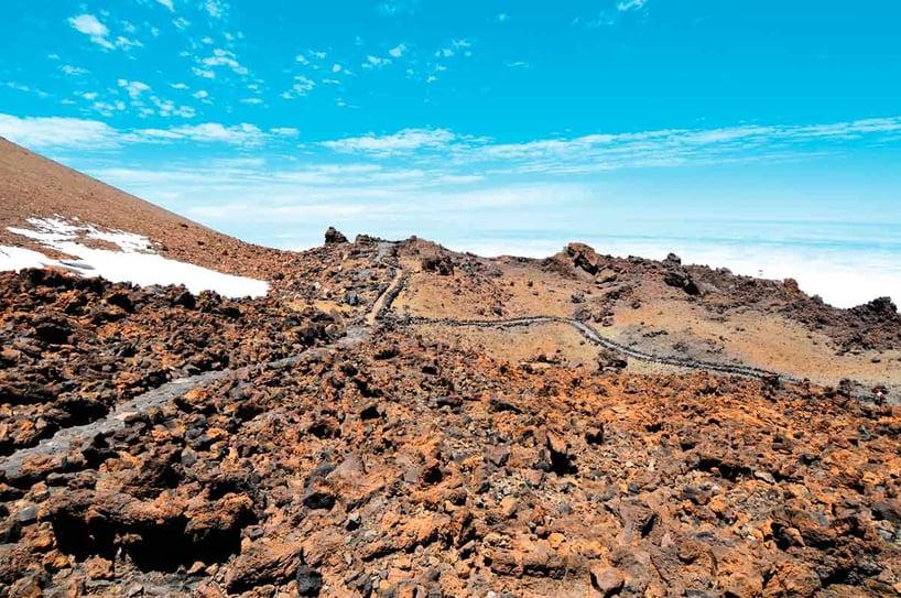 Alternatieven om de Teide te beklimmen zonder vergunning: La Fortaleza