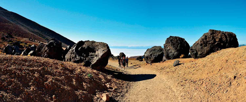 Het Montaña Blanca-pad: de Teide beklimmen zonder vergunning