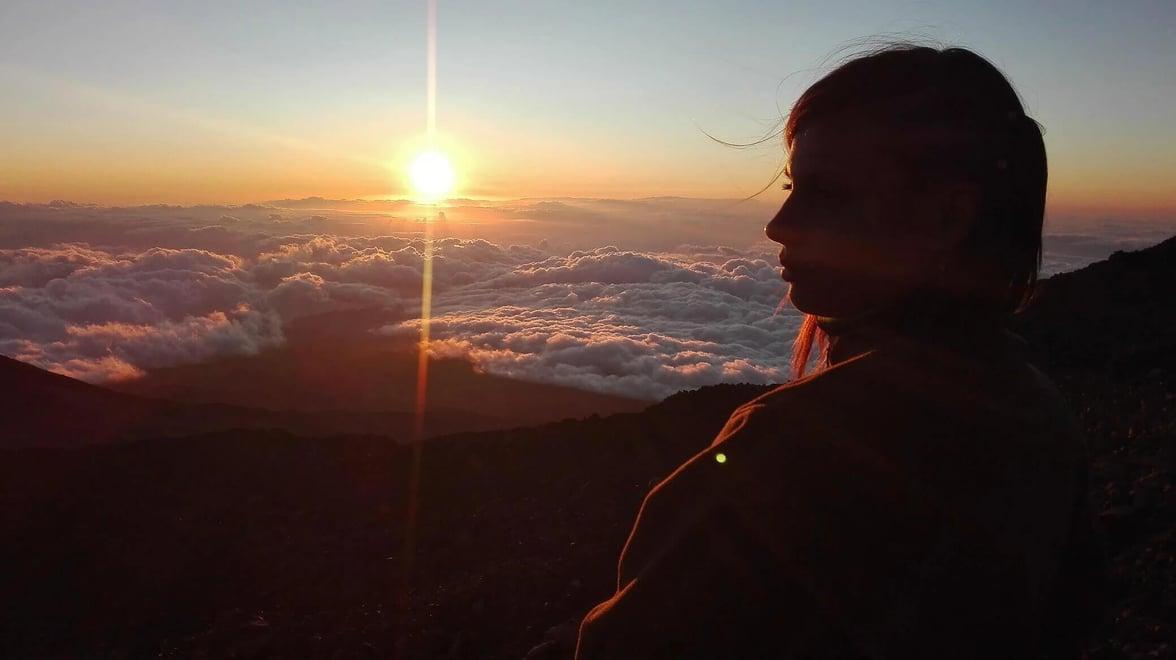 De Teide beklimmen zonder vergunning: Zonsondergang vanaf Pico Viejo