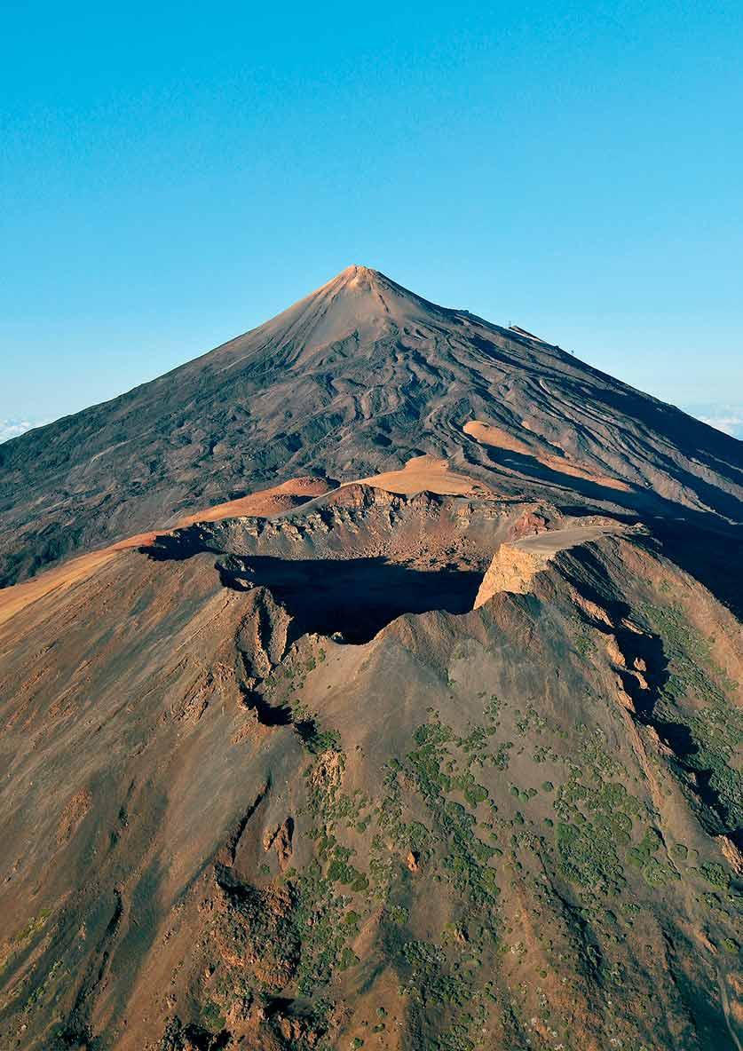 Wejście na Teide bez pozwolenia: krater Pico Viejo