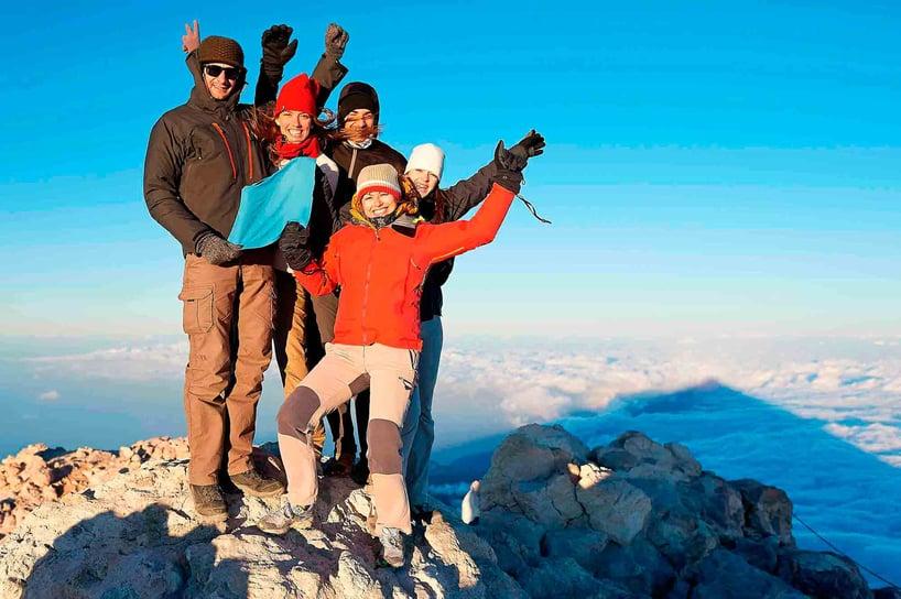 Hoe kun je een vergunning El Teide permit verkrijgen om de top van de Teide te beklimmen
