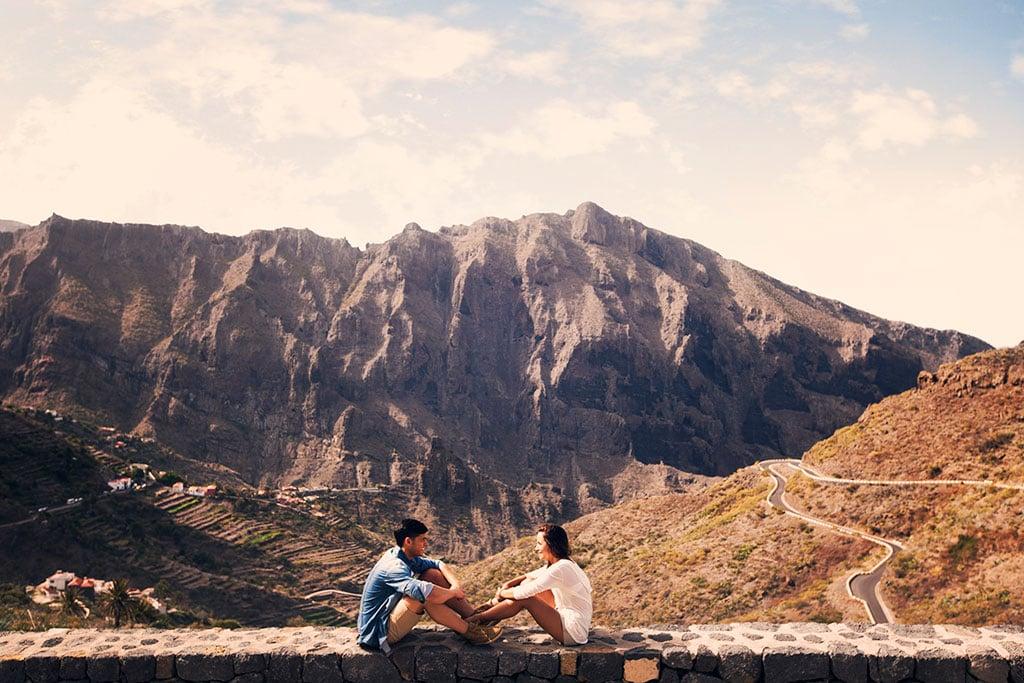Miniguide Teneriffa: Wandern in Masca