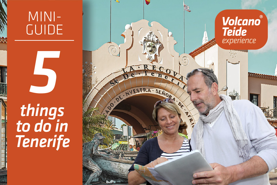 Mini-guide Tenerife: 5 things to do in Tenerife