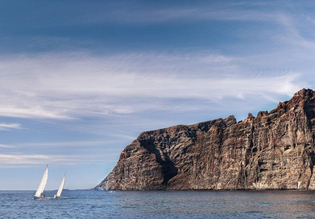 Miniguía Tenerife: actividades en el mar