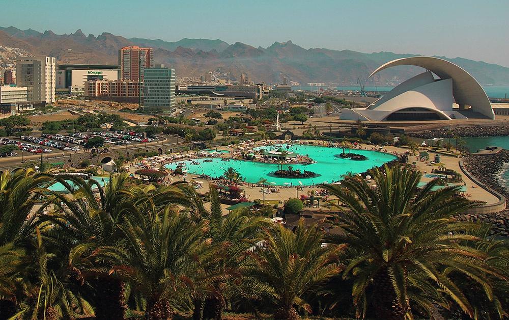 Miniguía Tenerife: Pasear por Santa Cruz
