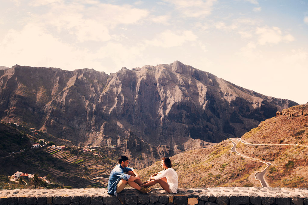Miniguida Tenerife: trekking a Masca
