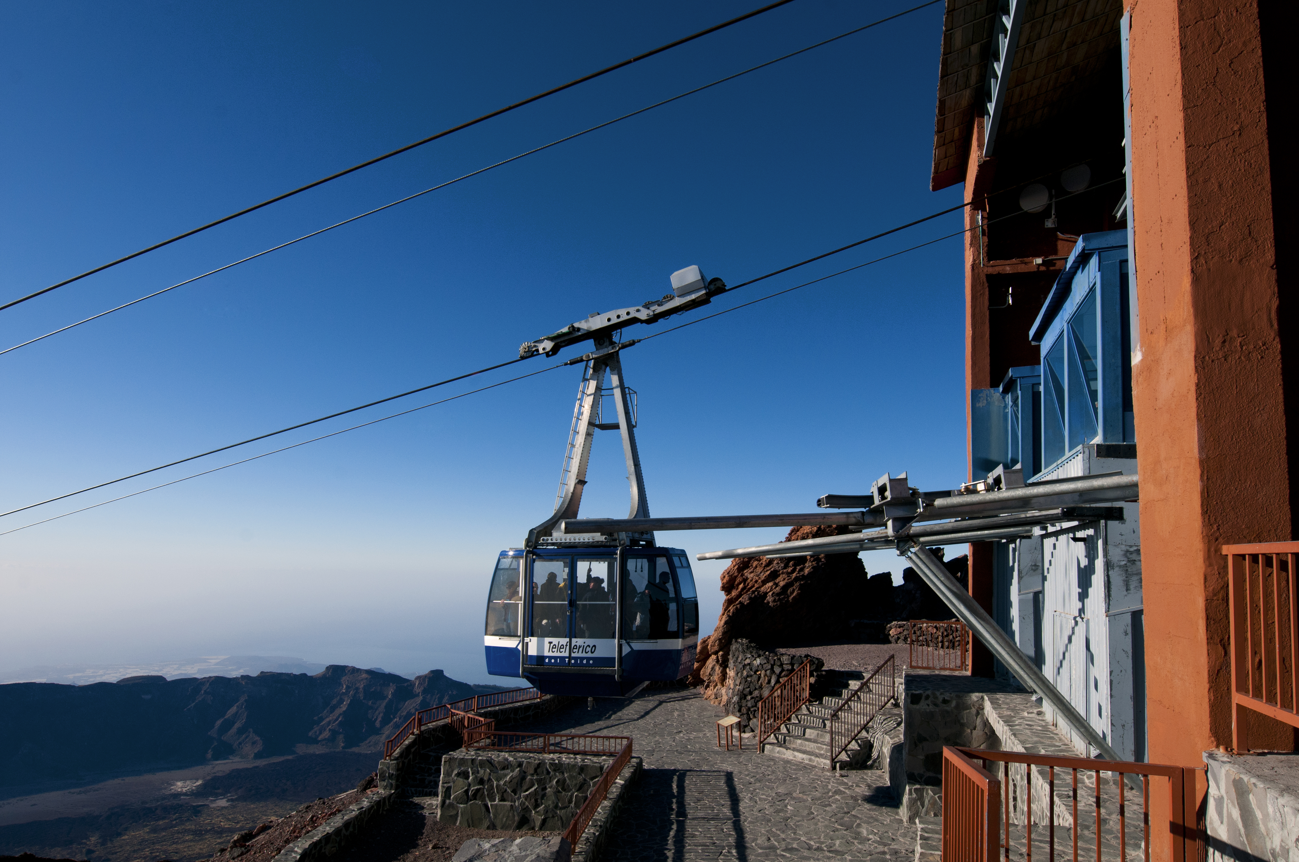How to change or cancel Teide Cable Car bookings