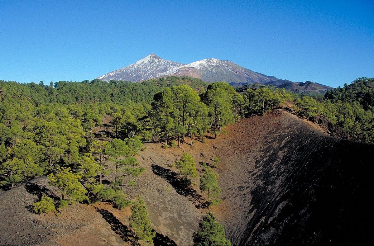 Connaître la météo au Teide