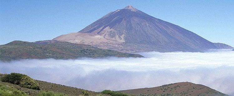 Monitorización volcánica en Tenerife noviembre 2017
