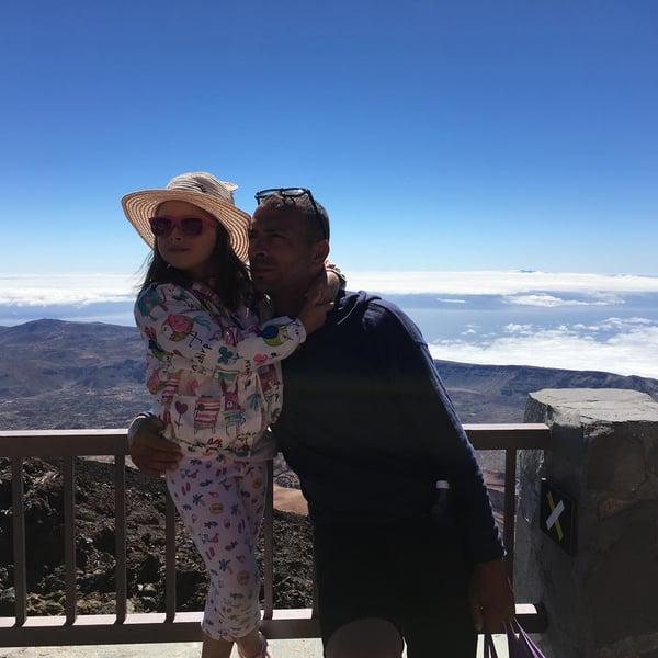 ¿Pueden subir los niños en Teleférico del Teide?