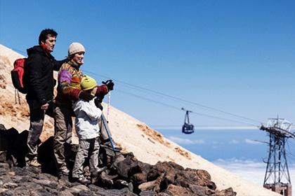 De beste uren om per Kabelbaan naar de Teide te gaan