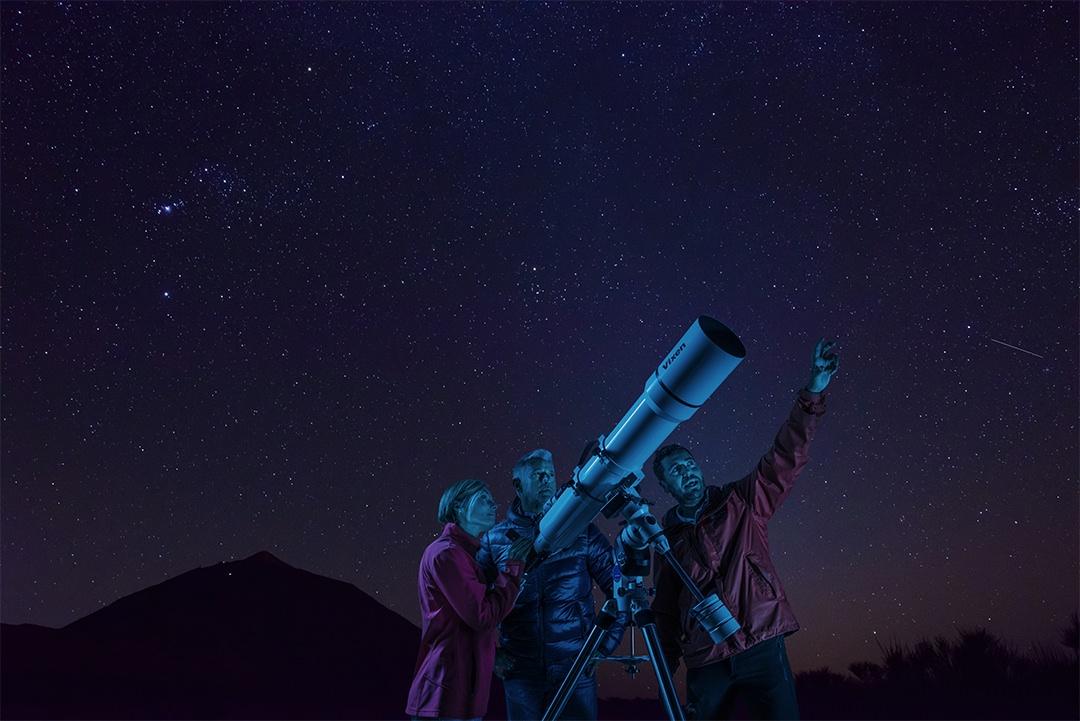 Subir en Teleférico y ver las estrellas el mismo día