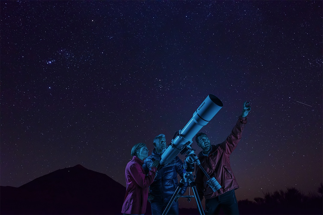 Why it is worth staying on Mount Teide to see the stars