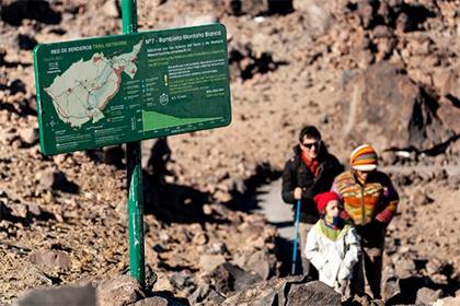 Montée au Pic du Teide à pied