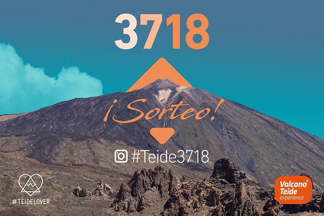 Sorteo #Teide3718