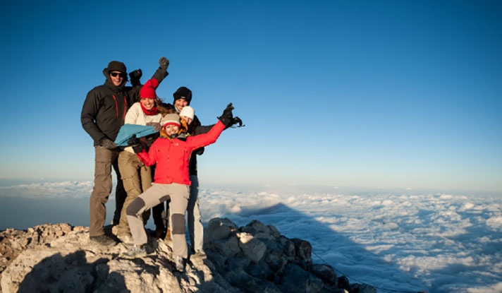 Recommendations visit Teide summer