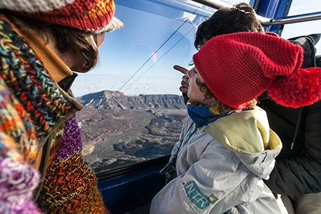 Teide Cable Car tickets in Tenerife