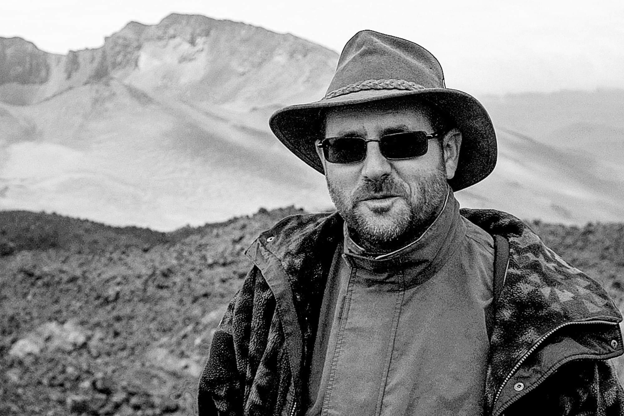 Miquel Serra responsable del Observatorio del Teide