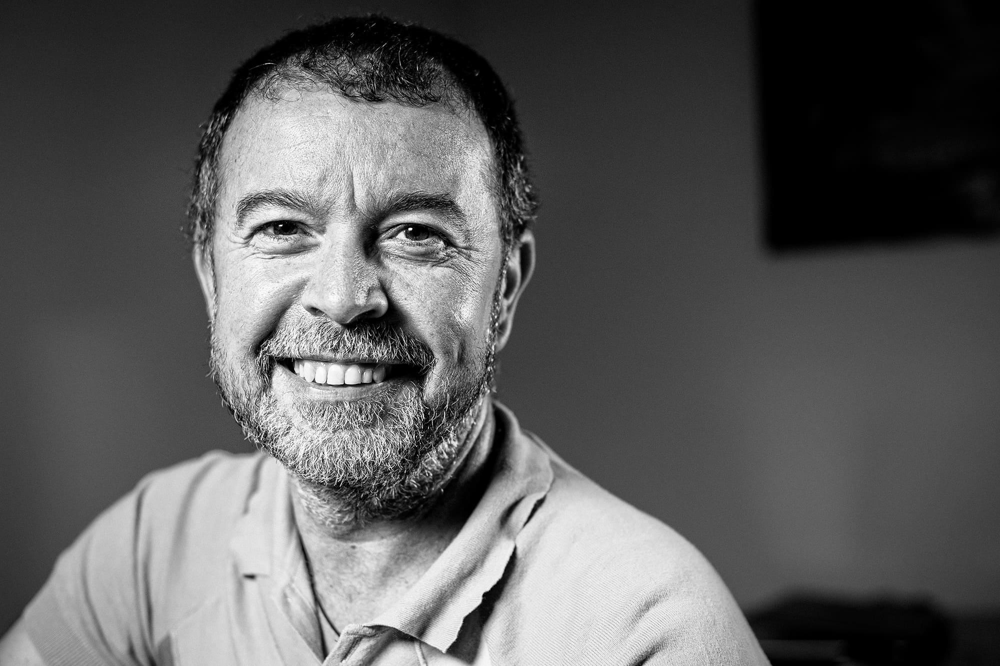 Víctor Melo, presidente y docente de la Asociación de Volcanes de Canarias