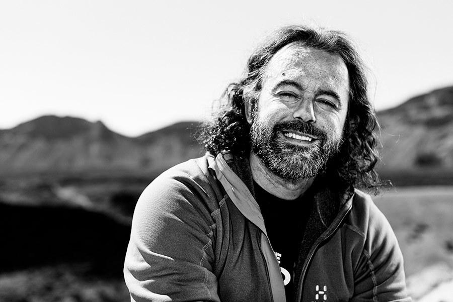 Daniel López, astrofotógrafo del cielo de Canarias.