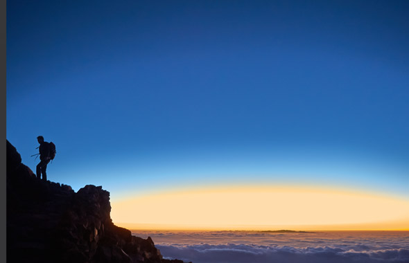 Wejście na szczyt Pico del Teide