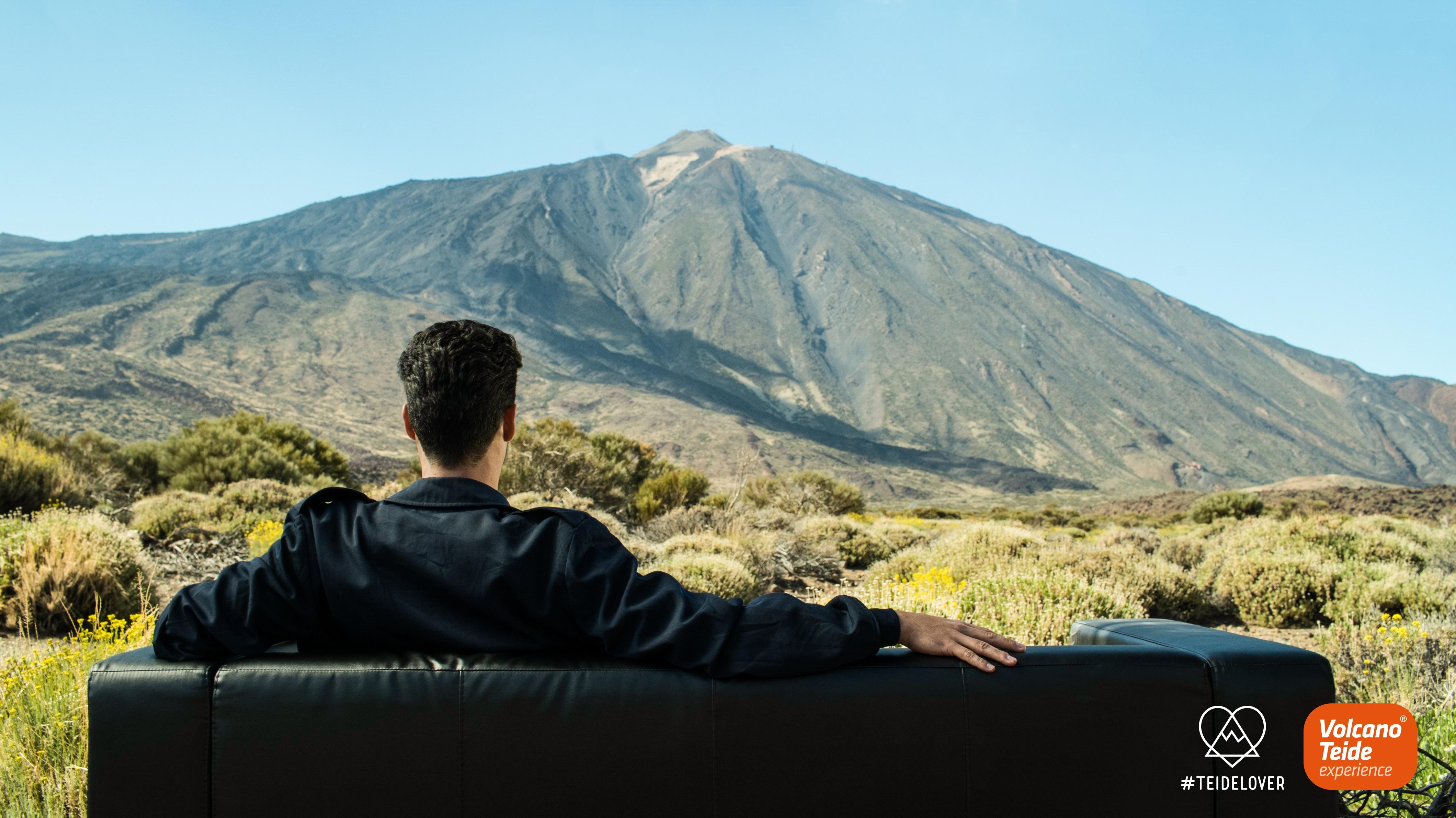 Actividades y excursiones en el Teide: calendario semanal visual