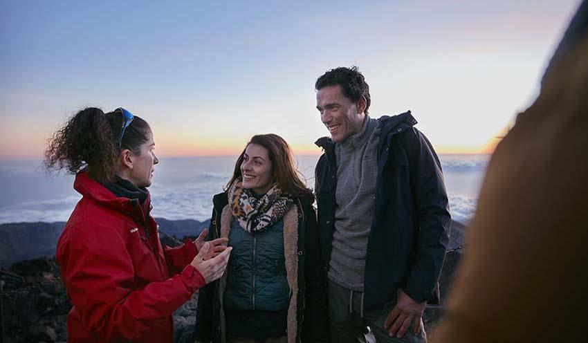 Excursies naar de Teide vanuit Tenerife zuid