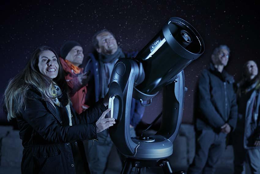 Observar las estrellas: Regala el cielo en las horas mágicas del Teide