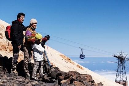De beste uren om de Kabelbaan naar de Teide te nemen