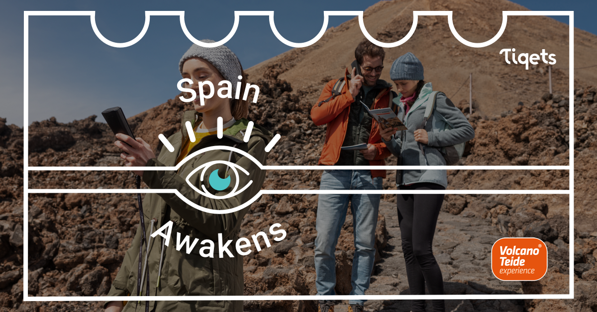Celebrate culture with Awakening Weeks by Tiqets and Volcano Teide!