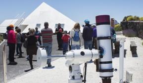 Visita guiada al Observatorio especial familias
