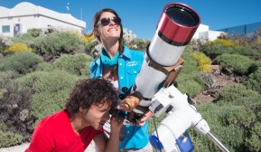 Guided day visit of the Teide Observatory