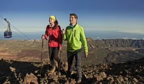 Ascenso al Pico con Teleférico