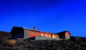 Dormir en el Refugio del Teide